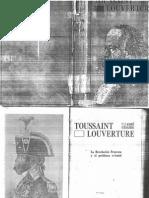 Toussaint Louverture- La Rev Francesa y el problema colonial - Aimé Césaire