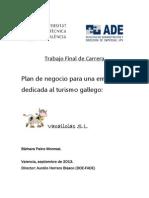 Modelo Turismo Gallego