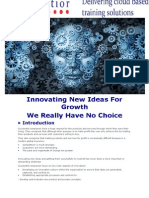 Innovating New Ideas for Growth