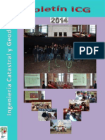 Boletín ICG - 2014