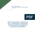 Red de Centros y Servicios