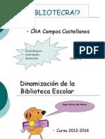 Biblioteca del mes.  Abril 2014.