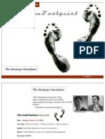 Footprint Show and Tell Seminar