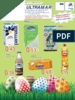 Folheto Promocional Cash Ultramar Março Abril 2015