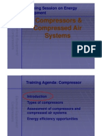 Compressor and Compressed Air System