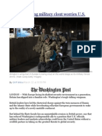U.K.'s shrinking military clout worries U.S..odt