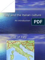 Italy and the Italian Culture