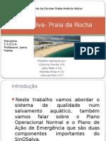 SinQSalva- Praia Da Rocha