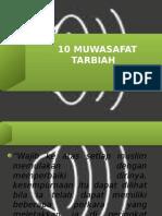 10 Muwasafat Tarbiah