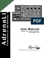 AdrenaLinn Manual