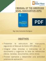 Manual APA