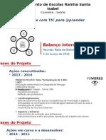 Balanco Intermedio