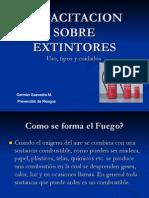 Capacitacion Básica Extintores_NOVAFONTE