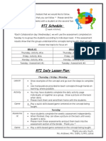 rti information letter
