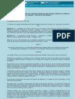Ley 24.658 - Protocolo de San Salvador
