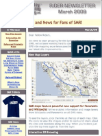 Newsletter March 09