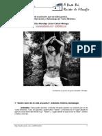 3. Cuerpo, Narración y Genealogía en Yukio Mishima