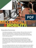 APTA Millennials and Mobility