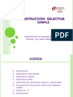 PLAN1 Selectiva Simple