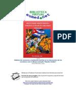 """Hábitos de consumo y mediación familiar en la interacción de los escolares con el dibujo animado """"Elpidio Valdés"""""""