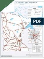 Minnesota Rail Crossing Maps