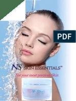 Ns Vitamin e -Repair Cream Brochure 2015
