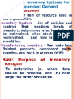 Inventory Lecture