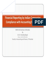 A Study on Disclosures in Accounting Standards
