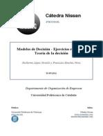 MD - Ejercicios Resueltos Teoria de la decision.pdf