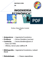 PP Ingeniería Económica 2011