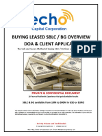 Buying Leased Bank Guarantee Program