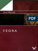 Racine, Jean - Fedra [21256] (r1.1)