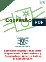 Perú - Megaminería y Desarrollo