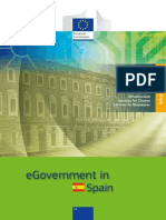 EGovernment Factsheets Spain 03 2015