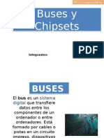 Buses y Chipsets