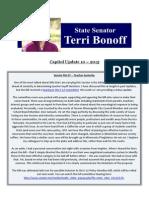 Capitol Update 10 - 2015