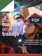 2013 FMI Mujeres en El Trabajo F&D 2013-2