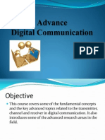 advance digital communication