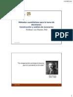 Metodos Cuantitativos Para La Toma de Decisiones - Escenarios