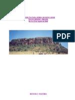 Informe Expedicao Para Serra Do Roncador 2004