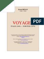 Voyages Italie Norvege