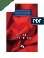 Aleksandr Soljenitin - Iubeste Revolutia! (v.1.0)