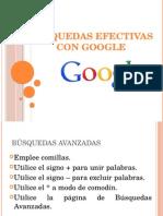 Búsquedas Efectivas Con Google