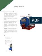 Calderas Horizontales Modelos CPH
