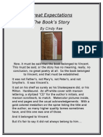 great expectations the book's story ed