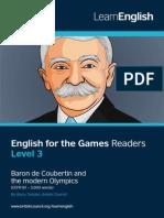 b484 Olympic Graded Readers Level 3 Finalweb PDF 21025