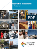 Mayors Council Vision Document Mar 2015