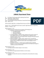Johnsburg football hiring process
