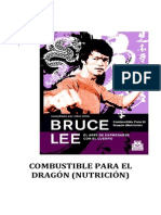 Bruce Lee - Combustible para el dragon