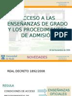 Vicerrectorado de Docencia y Estudiantes
